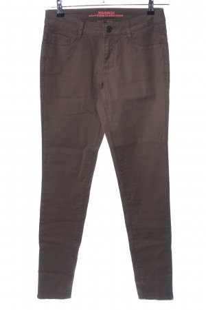 s.Oliver Jeggings braun Casual-Look
