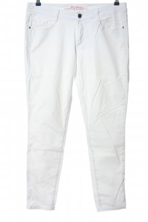 s.Oliver Jeggings weiß Casual-Look