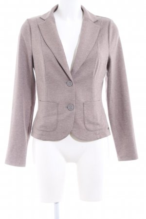 s.Oliver Jerseyblazer pink meliert Casual-Look