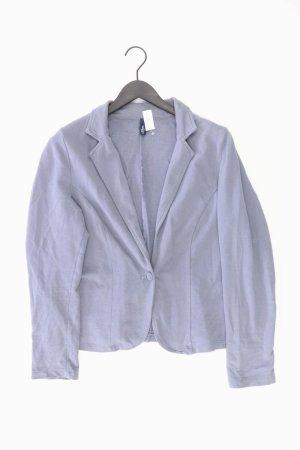 s.Oliver Jerseyblazer Größe XL blau aus Baumwolle