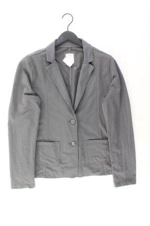 s.Oliver Jerseyblazer Größe XL grau aus Baumwolle