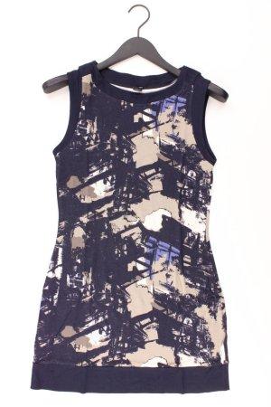 s.Oliver Jersey Dress blue-neon blue-dark blue-azure viscose