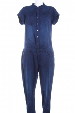 s.Oliver Jumpsuit blau Casual-Look