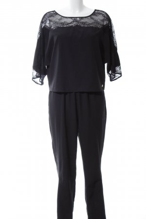 s.Oliver Jumpsuit schwarz Business-Look