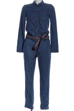 s.Oliver Tuta blu stile casual