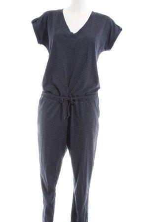s.Oliver Jumpsuit blau meliert Casual-Look