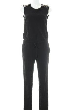s.Oliver Jumpsuit schwarz Elegant