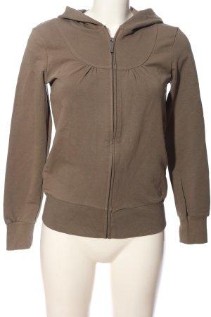 s.Oliver Hooded Sweatshirt brown casual look