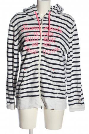 s.Oliver Hooded Sweatshirt themed print casual look