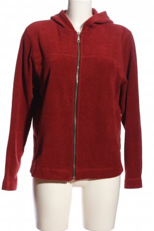 s.Oliver Hooded Sweatshirt red casual look