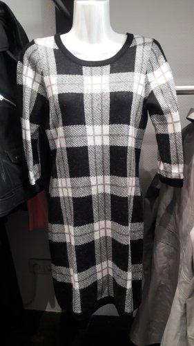 S.Oliver Karo Strickstoff Kleid