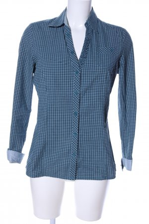 s.Oliver Karobluse Karomuster Casual-Look