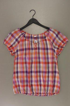 s.Oliver Geruite blouse goud Oranje-licht Oranje-oranje-neonoranje-donker oranje