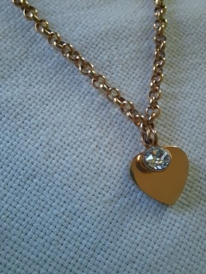 s.Oliver Gold Chain rose-gold-coloured