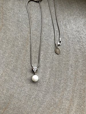 s.Oliver Necklace silver-colored