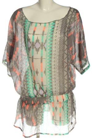 s.Oliver Kimono blouse volledige print elegant