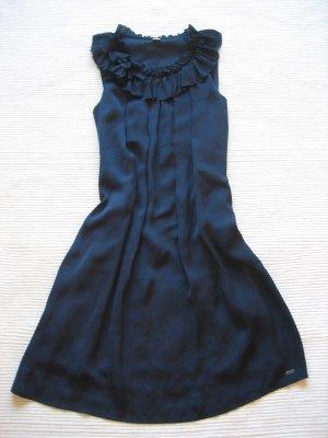 s.oliver kleid dunkelblau gr. s 36 neu