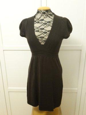 S.Oliver Kleid Gr. 34 Strickkleid Übergangskleid Herbstkleid Frühlingskleid