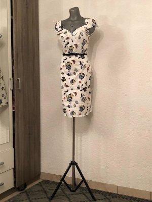 s.Oliver Kleid Größe 36 wunderschönes blumigekleid sexy und elegant