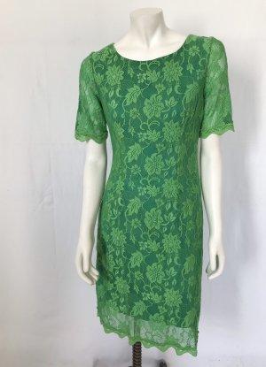s.Oliver Lace Dress green-mint