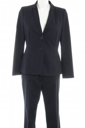 s.Oliver Traje para mujer azul oscuro look casual