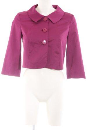 s.Oliver Kurz-Blazer pink Business-Look