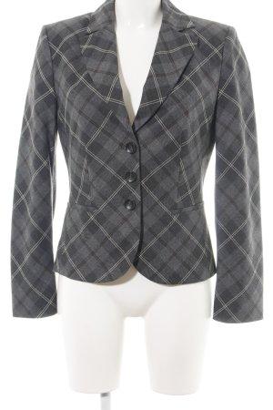s.Oliver Short Blazer check pattern elegant