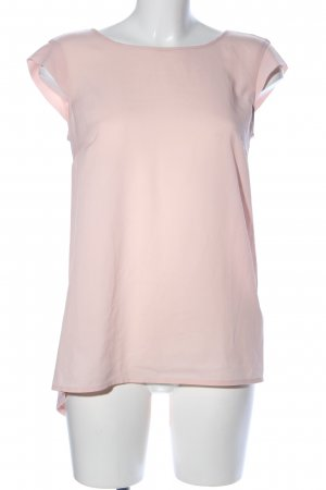 s.Oliver Kurzarm-Bluse pink Business-Look
