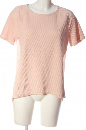 s.Oliver Kurzarm-Bluse nude Casual-Look