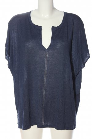 s.Oliver Knitted Jumper blue casual look