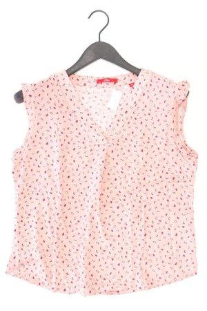 s.Oliver Short Sleeved Blouse dusky pink-pink-light pink-pink viscose