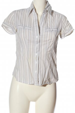 s.Oliver Kurzarmhemd Streifenmuster Casual-Look