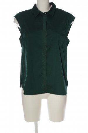 s.Oliver Chemise à manches courtes vert style décontracté
