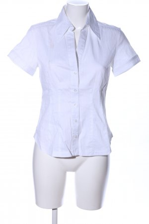 s.Oliver Short Sleeve Shirt white business style