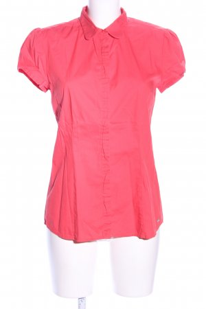 s.Oliver Short Sleeve Shirt red casual look