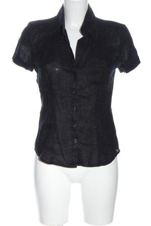 s.Oliver Shirt met korte mouwen blauw elegant
