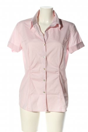 s.Oliver Kurzarmhemd pink Casual-Look