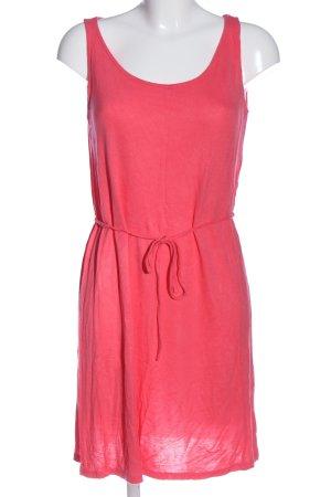 s.Oliver Kurzarmkleid pink Casual-Look