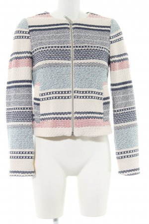 s.Oliver Kurzjacke grafisches Muster Casual-Look