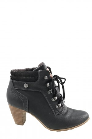 s.Oliver Short Boots black casual look