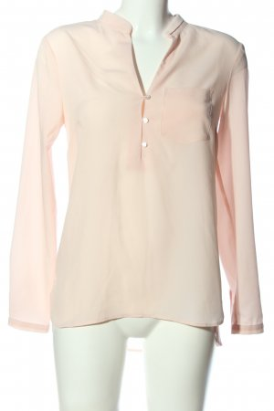 s.Oliver Langarm-Bluse creme Casual-Look