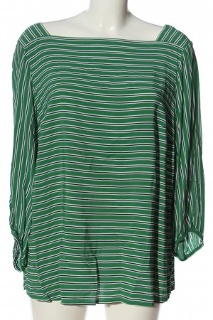 s.Oliver Langarm-Bluse Streifenmuster Casual-Look
