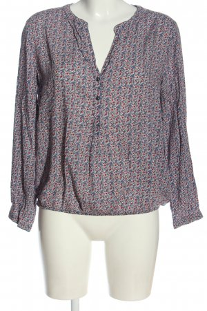 s.Oliver Long Sleeve Blouse allover print casual look
