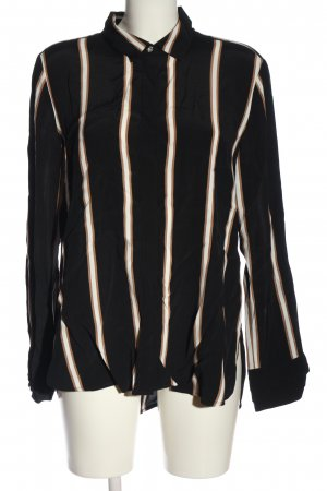 s.Oliver Langarm-Bluse Streifenmuster Business-Look