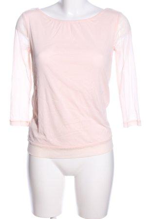 s.Oliver Langarm-Bluse pink Elegant