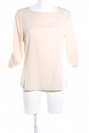 s.Oliver Langarm-Bluse creme Business-Look