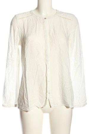 s.Oliver Bluzka z długim rękawem biały W stylu casual