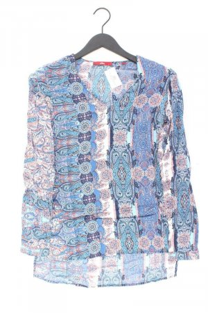 s.Oliver Long Sleeve Blouse multicolored viscose