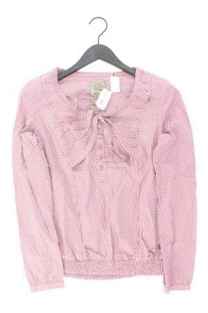 s.Oliver Langarmbluse Größe 34 pink aus Baumwolle