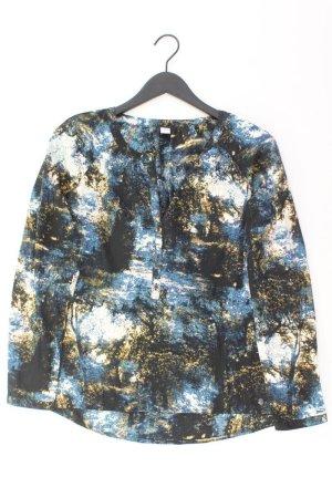 s.Oliver Long Sleeve Blouse blue-neon blue-dark blue-azure